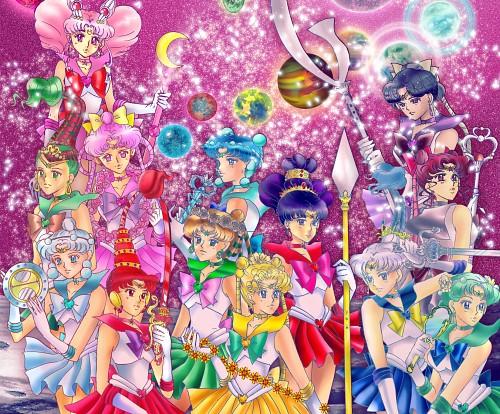 Toei Animation, Bishoujo Senshi Sailor Moon, Sailor Chibi Moon