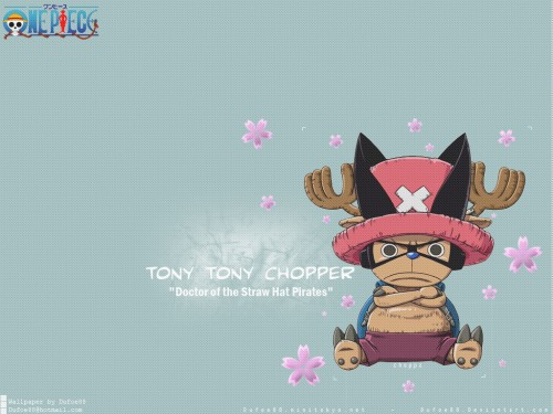 Eiichiro Oda, Toei Animation, One Piece, Tony Tony Chopper Wallpaper