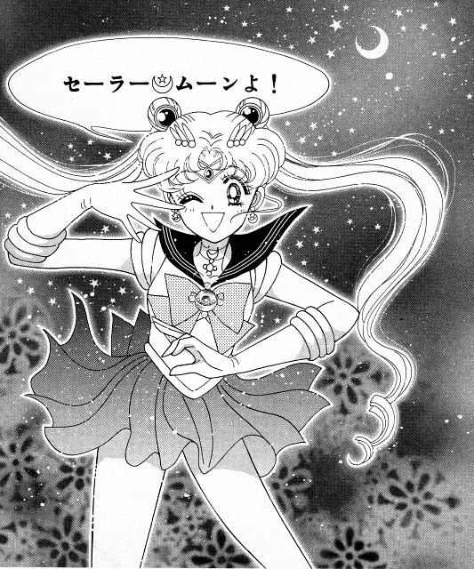 Naoko Takeuchi, Bishoujo Senshi Sailor Moon, Sailor Moon