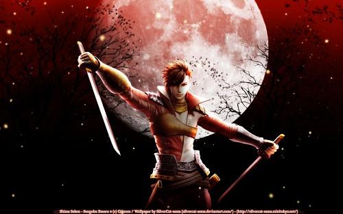 Production I.G, Capcom, Sengoku Basara, Sakon Shima (Sengoku Basara) Wallpaper