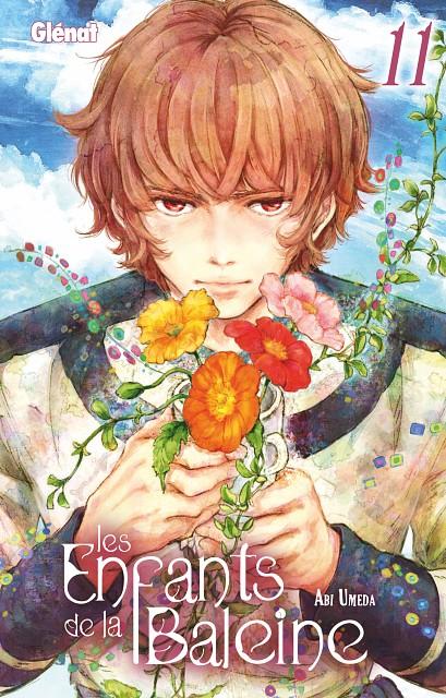 Abi Umeda, J.C. Staff, Kujira no Kora wa Sajou ni Utau, Kuchiba, Manga Cover