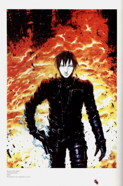 Tsutomu Nihei, Blame!, Blame! and So On, Killy