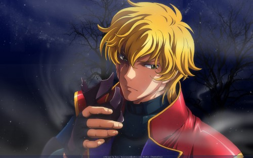 Sunrise (Studio), Mobile Suit Gundam 00, Graham Aker Wallpaper