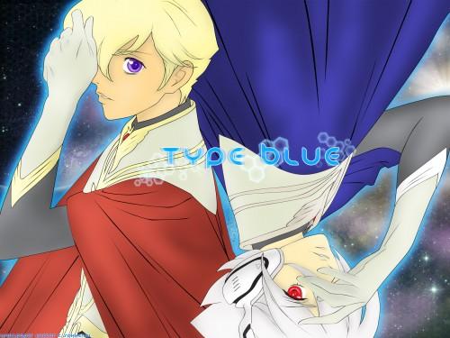 Nobuteru Yuuki, Tokyo Kids, Toward the Terra, Soldier Blue, Jomy Marquis Shin Wallpaper
