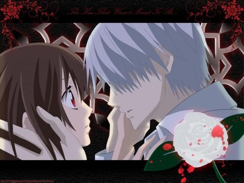 Matsuri Hino, Studio DEEN, Vampire Knight, Zero Kiryuu, Yuuki Cross Wallpaper