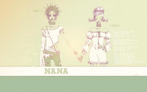 Ai Yazawa, NANA, Nana Komatsu, Nana Osaki Wallpaper
