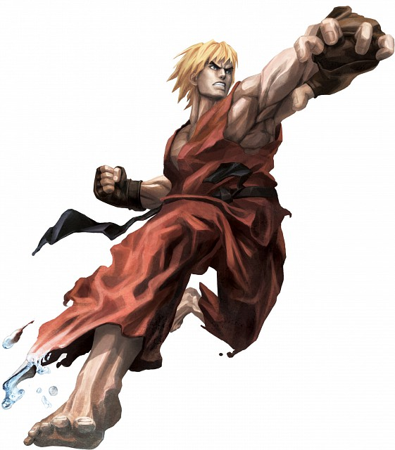 Capcom, Street Fighter x Tekken, Street Fighter, Ken Masters