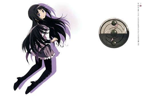Shaft (Studio), Puella Magi Madoka Magica, Key Animation Note Vol 6, Homura Akemi