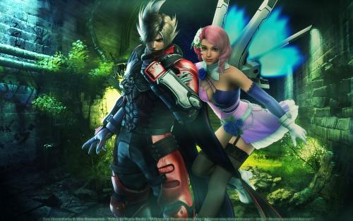 Namco, Tekken, Alisa Bosconovitch, Lars Alexandersson Wallpaper