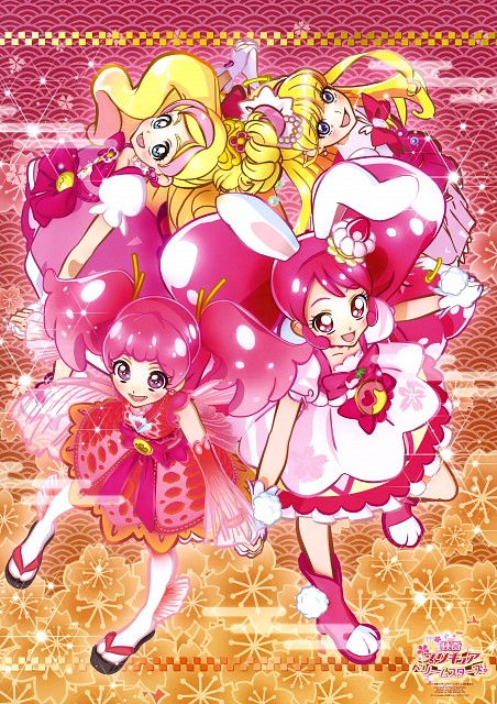 Hiroshi Miyamoto, Toei Animation, Precure All Stars, Cure Flora, Cure Miracle