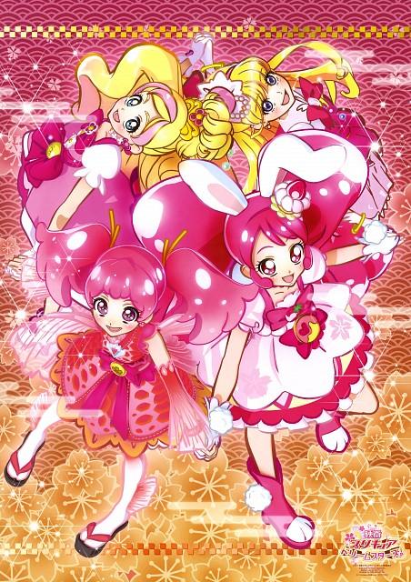 Hiroshi Miyamoto, Toei Animation, Precure All Stars, Sakura (Precure Dream Stars), Cure Whip