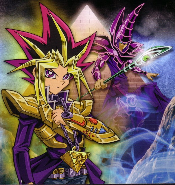 Kazuki Takahashi, Studio Gallop, Yu-Gi-Oh Duel Monsters, Yami Yuugi, Dark Magician