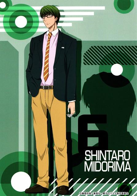 Tadatoshi Fujimaki, Production I.G, Kuroko no Basket, Shintarou Midorima