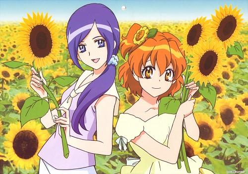 Toei Animation, Fresh Precure!, Inori Yamabuki, Miki Aono