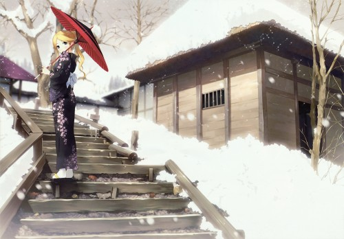 Kantoku, Sayonara Zetsubou Sensei, Kaere Kimura, Doujinshi
