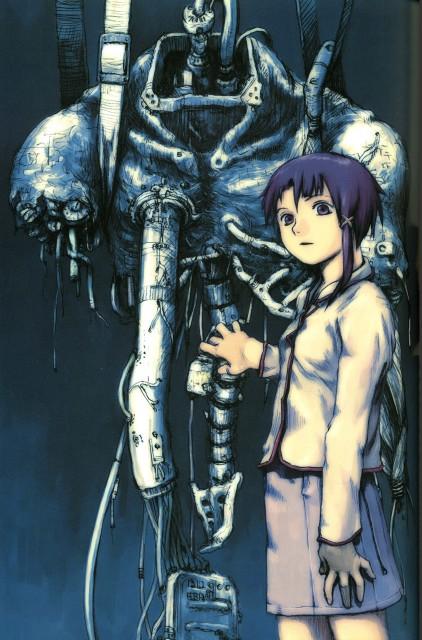 Yoshitoshi Abe, Serial Experiments Lain, Lain Illustrations, Lain Iwakura