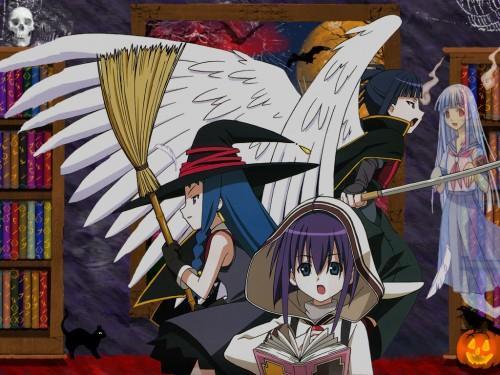 Mahou Sensei Negima! Wallpaper