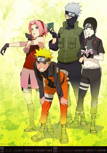Studio Pierrot, Naruto, Naruto Uzumaki, Sakura Haruno, Kakashi Hatake