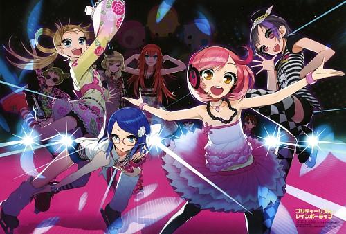 Okama, Tatsunoko Production, Pretty Rhythm: Rainbow Live, Otoha Takanashi, Naru Ayase