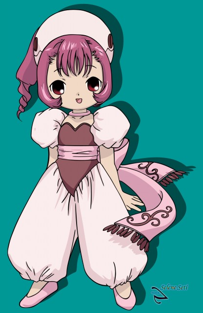 CLAMP, Madhouse, Chobits, Sumomo, Vector Art