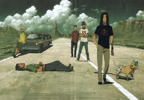 Harold Sakuishi, Madhouse, BECK, Yoshiyuki Taira, Ryusuke Minami