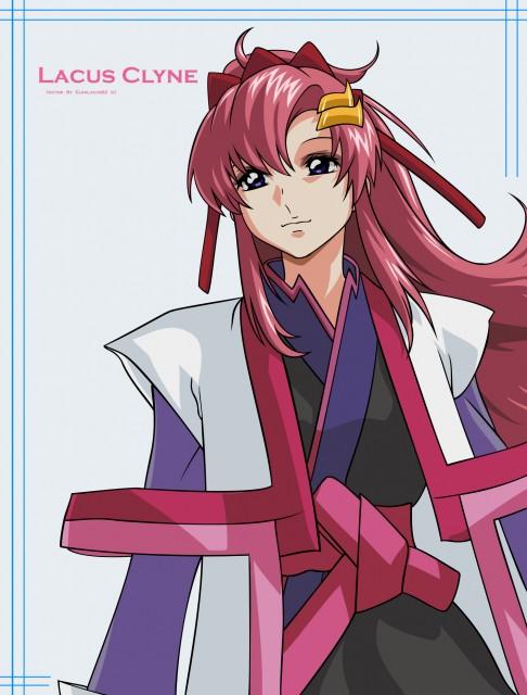 Sunrise (Studio), Mobile Suit Gundam SEED Destiny, Lacus Clyne, Vector Art