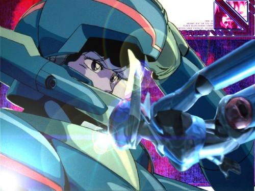 Anime International Company, Bubblegum Crisis, Priscilla S. Asagiri Wallpaper