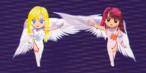 Gonzo, Kaleido Star, Kaleido Star Visual Fan Book, Layla Hamilton, Sora Naegino