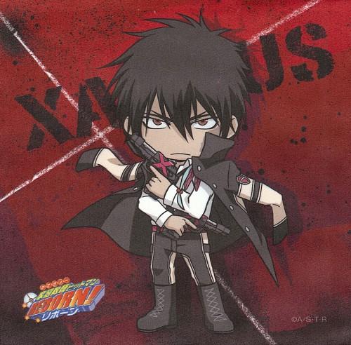Akira Amano, Katekyo Hitman Reborn!, Xanxus