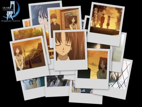 TYPE-MOON, Melty Blood, Shingetsutan Tsukihime, Shiki Tohno, Satsuki Yumizuka Wallpaper