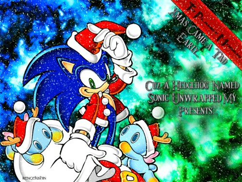 SNK, Sonic the Hedgehog, Sonic, Chao Wallpaper