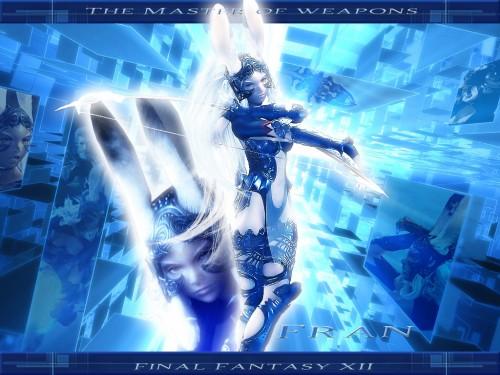 Square Enix, Final Fantasy XII, Fran (Final Fantasy XII) Wallpaper