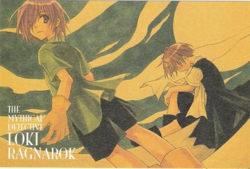Sakura Kinoshita, Matantei Loki Ragnarok, Heimdall, Loki (Matantei Loki Ragnarok)