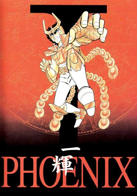 Masami Kurumada, Toei Animation, Saint Seiya, Sora (Masami Kurumada), Phoenix Ikki