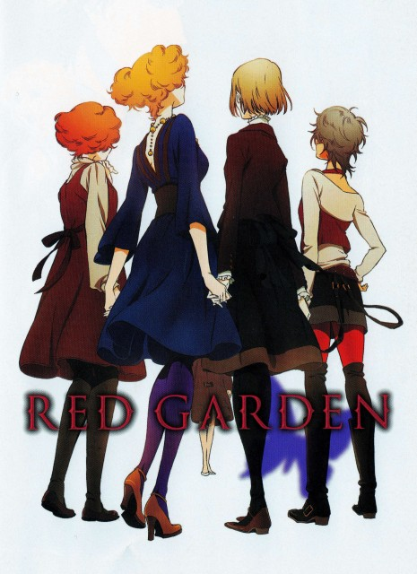 Kirihito Ayamura, Gonzo, Red Garden, Kate Ashley, Claire Forrest