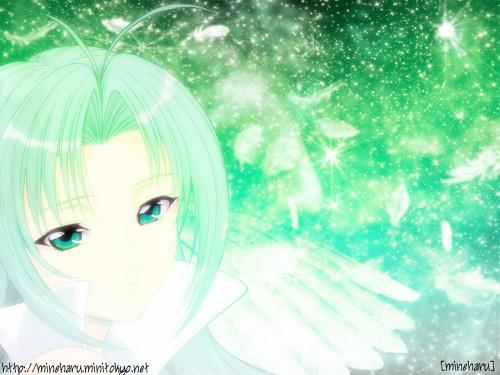 Yukiru Sugisaki, Xebec, Candidate for Goddess, Teela Zain Elmes Wallpaper