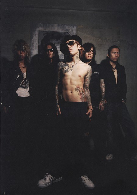 Die, Toshiya, Shinya, Kyo (J-Pop Idol), Dir en Grey