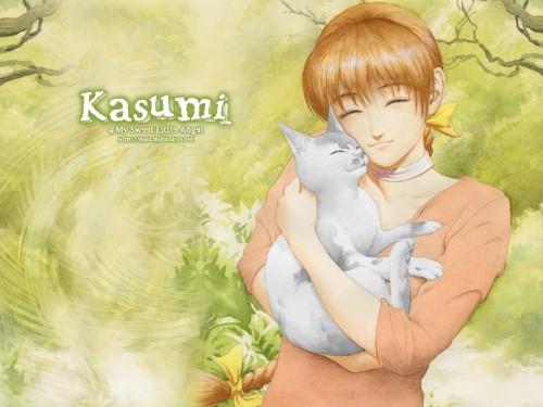 Dead or Alive, Kasumi Wallpaper