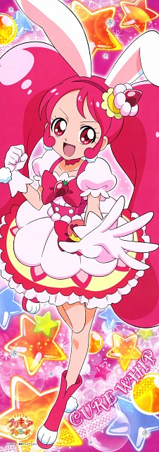 Toei Animation, Kirakira Precure A La Mode, Cure Whip, Stick Poster