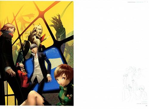 Shigenori Soejima, Atlus, Soejima Shigenori Artworks 2004-2010, Shin Megami Tensei: Persona 4, Chie Satonaka