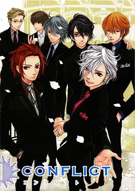 Udajo, Idea Factory, Brothers Conflict, Tsubaki Asahina, Azusa Asahina