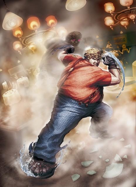 Street Fighter x Tekken, Bob (Tekken)