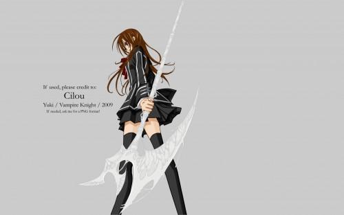 Matsuri Hino, Vampire Knight, Yuuki Cross, Vector Art