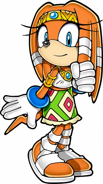 Sega, Sonic the Hedgehog, Tikal the Echidna