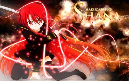 Noizi Ito, J.C. Staff, Shakugan no Shana, Shana Wallpaper