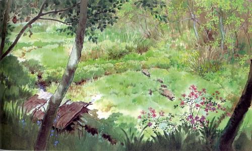 Studio Ghibli, Pom Poko
