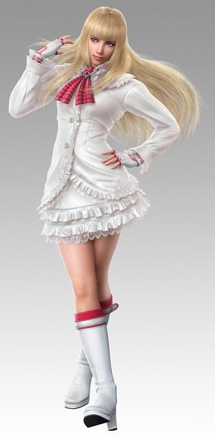 Namco, Tekken, Lili Rochefort