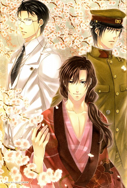 Yuuya (Mangaka), Idea Factory, Hanayakanari Waga Ichizoku Official Visual Fan Book, Hanayakanari Waga Ichizoku, Tadashi Miyanomori