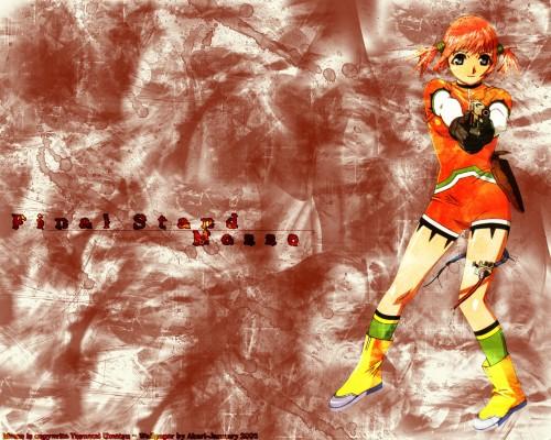Yasuomi Umetsu, Green Bunny, Mezzo Forte, Mikura Suzuki Wallpaper