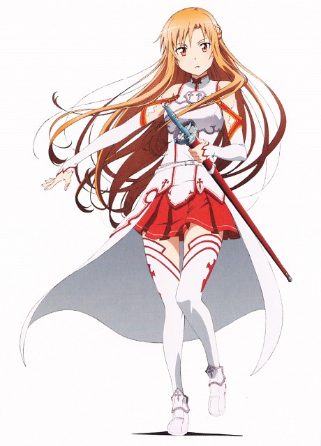Abec, A-1 Pictures, Sword Art Online, Asuna Yuuki, Occupations
